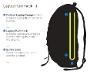 Q Laptop Backpack 2013 Diagram