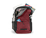 Parkside Laptop Backpack Open