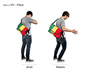 Spin Messenger Bag Feature
