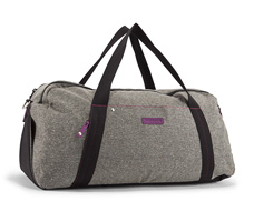 Iris Gym Duffel Bag Front