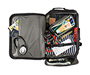 Wingman Carry On Travel Bag Open