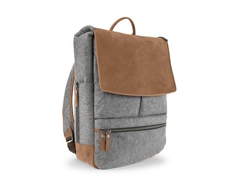 Walker Laptop Backpack Front