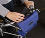 Colby Bike Handlebar & Shoulder Bag In Use