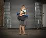 Scrunchie Yoga Tote Bag 2014 Model
