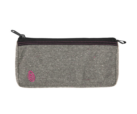 Clear Pouch Toiletry Kit Front