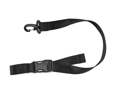 Cross Strap With Clips Front